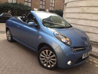 NISSAN MICRA 1.6 ESSENZA C + C = CONVERTIBLE = £1490 ONLY =