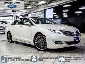2013 Lincoln MKZ Hybrid Reserve, Moonroof, Adaptive Cruise contr