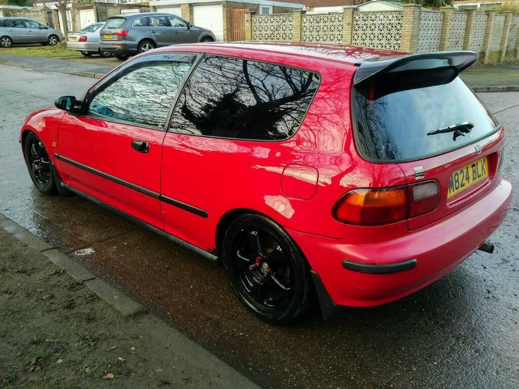 Honda civic eg esi hatch 1.6 vtec jdm parts. | in Letchworth Garden City, Hertfordshire | Gumtree