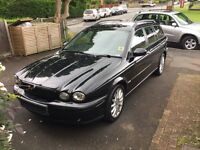 Jaguar 2.0 diesel sport X type estate