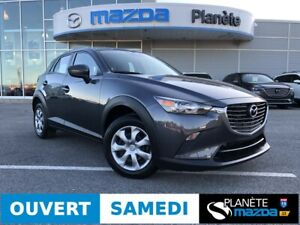 2017 Mazda CX-3 2WD GX AUTO AIR CRUISE DÉMARREUR BLUETOOTH