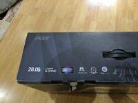 Acer Predator XB281HK 28 inch 4k GSYNC Gaming Monitor