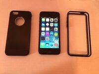 Apple iPhone 5 - 16Gb- On Vodafone-Asda-Lebara