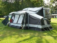 Drive away Awning for motorhome.