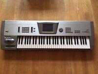 Korg Trinity Synthesizer Workstation