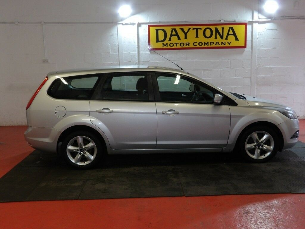 Ford Focus Estate 1 8 Tdci Zetec 5dr Service History In Whiteinch