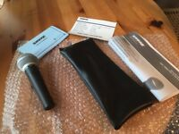 Shure SM58 Microphone *AS NEW*