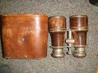 vintage binocularsa