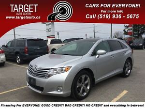 2010 Toyota Venza Leather, Navi, Pano, Super Low Kms and More !!