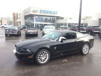 2014 Ford Mustang V6 Premium GET YOUR SPRING ON!!