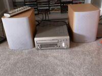 Denon UDM31 Audio Shelf System