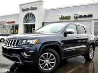 2014 Jeep Grand Cherokee Limited 4x4 Leather Sunroof Keyless Go