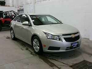 2013 Chevrolet Cruze 4dr Sdn LT Turbo w/1SA, Power Windows/Locks