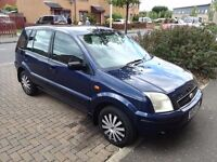 2004 Ford Fusion 1.6 Petrol, low mileage, excellent condition
