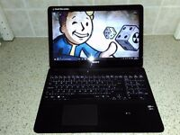 """GAMING SONY VAIO TOUCH SCREEN 15,6"""" - INTEL CORE i5 - QUAD CORE - 8GB RAM - WIN 7 OR 10 - WARRANTY"""