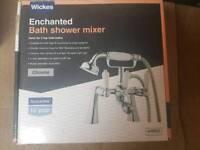 Enchanted bath shower mixer