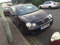 Volkswagen Polo 1.4 Twist Edition 3 door