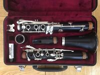 Jupiter JCL63-II Student Clarinet - Excellent Condition