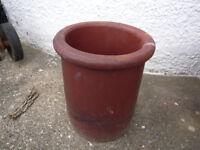 Chimney pot ideal for plants