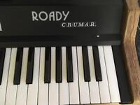 📦 STUDIO CLEAROUT 📦 Crumar Roady Vintage Rare Electric Piano Italian Rhodes Style