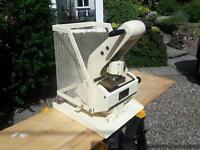 Soap Press - Sunlab LMK1 Bench Top Manual Soap Press.
