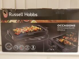 As Described above. Brand new Item Boxed and Wrapped. Ideal For BBQ's , Camping , Caravaning Etc