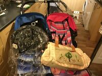 Bugaboo Donkey plus accessories for sale - Use as single or double, pushchairs or prams