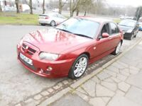MG ZT+ Turbo 48,000 miles, 1.8CC Petrol, It has been subject to insurance claim