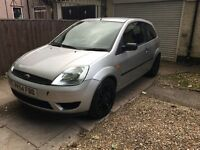 54 FORD FIESTA 1.25 FINESSE 3DR