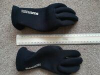 Kids wetsuit gloves 3mm
