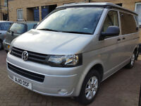VW T5.1 Camper van T28 2.0 TDI SWB Fully Fitted Pop Top garaged - Canary Wharf