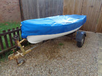 12ft river / fishing boat for sale