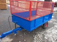 Wessex trailer