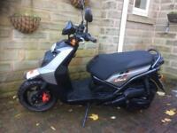 Yamaha bws 125cc