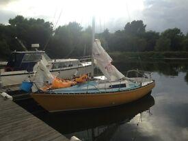 Ruffian 23 yacht for sale