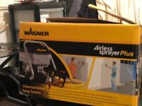 Wagner Airless Sprayer £ovno