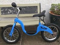 Balance bike-Kazam in blue