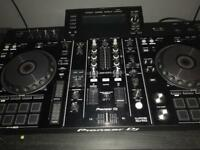 Pioneer XDJ RX2 + dust cover
