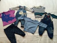 Gorgeous NEXT Bundle Of Baby Boys Clothes. 3-6 Months. All Like New. 30+ Items.