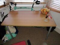 Ikea desk LINNMON for sale
