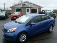 2013 Kia Rio LX+ w/ECO Auto Air PW PL Heated Seats Bluetooth