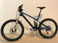 "Trek Fuel EX 9.8 - virtual 18.5""/actual 17.5"" Mountain Bike"