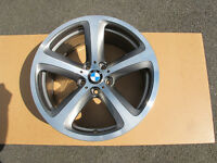 BMW 249-original single rear wheel, recently refurbished and unused since