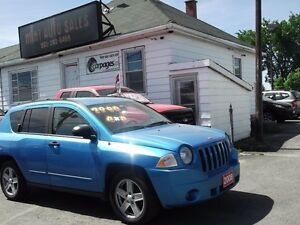 2008 Jeep Compass Sport *** (905) 240-6468