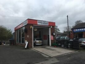 Tyre & Service business for sale Leigh Lancs