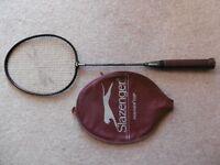 Badminton Racket. Slazenger.Used.