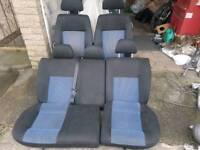 VW GOLF mk4 Seats