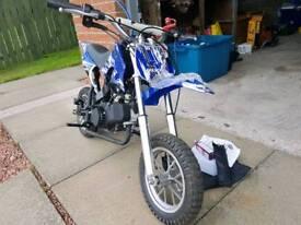 Kids dirtbike 50cc 2 STROKE