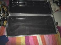 "Pulse 4U 19"" ABS Flight Rack Mount Equipment Case DJ PA Amp"