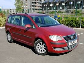 2008 VolksWagen Touran 1.9 TDI FSH ** Finance Available ** 7 Seater